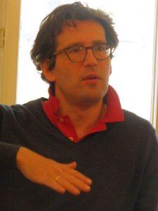 """""""Wir stehen für einen neuen community-powered journalism."""" Philip Schwörbel, Geschäftsführer der Krautreporter"""