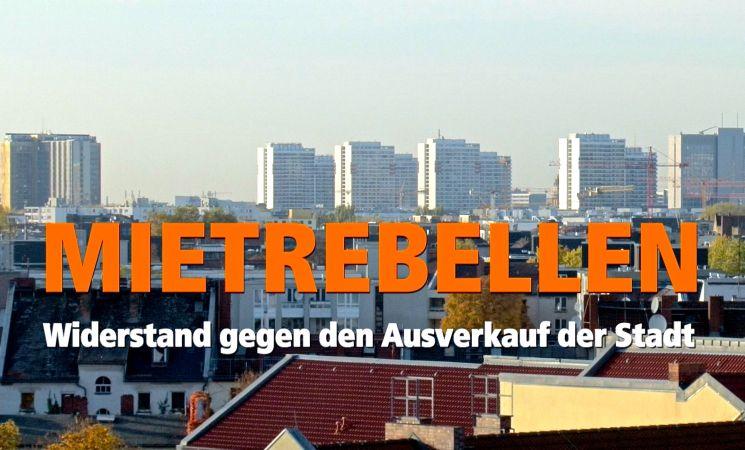 MIETREBELLEN-Plakat