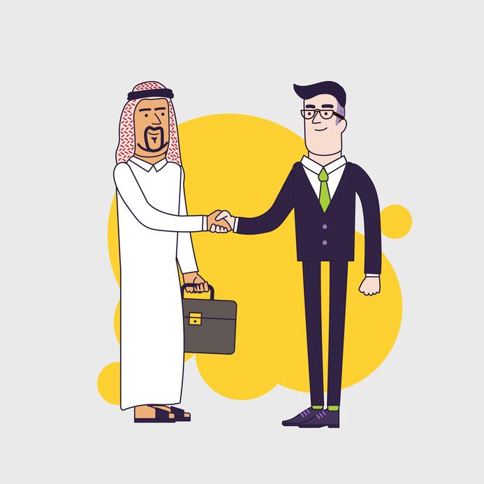 Fördern PR-Agenturen den Dialog zwischen autoritären Regime und demokratischen Regierungen? Oder kassieren sie nur ab?