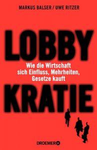 Lobbykratie-Buchcover