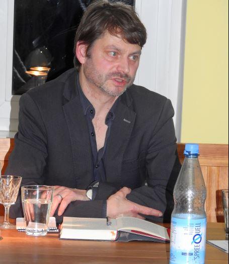 Der Publizist Andreas Speit.